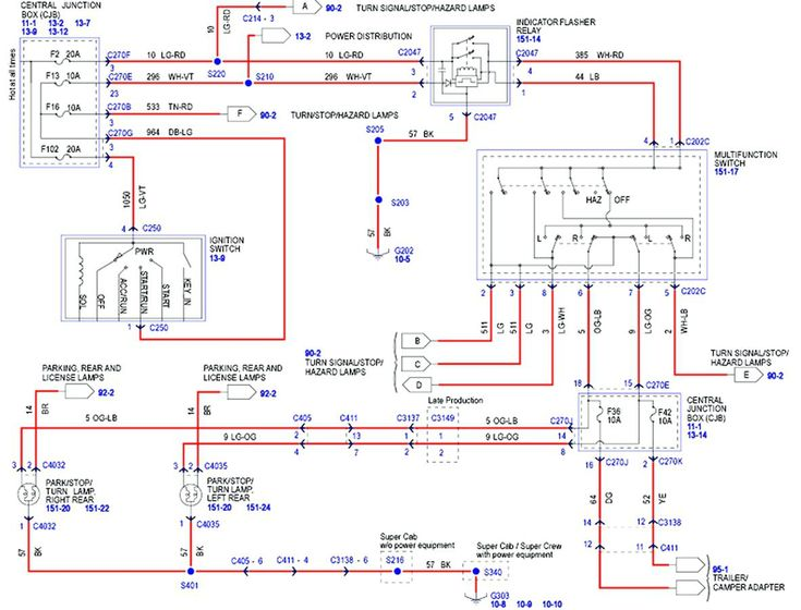 Ford F 150 Starter Wiring Diagram Dolgular Com For F150  With Images