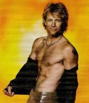 Jon Bon Jovi for my Birthday!