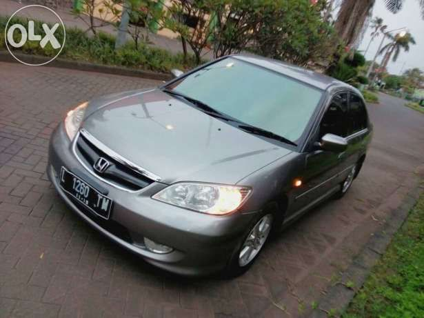 New Civic Vtis Facelift a.t 2004 Full Original Seperti Baru