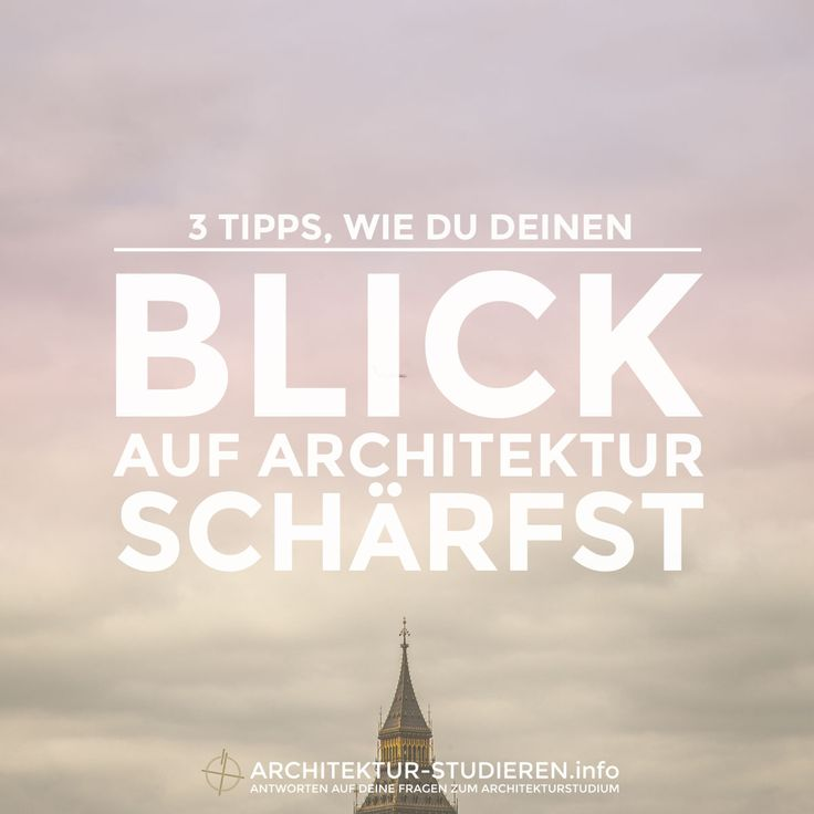 the 25+ best architektur studium ideas on pinterest, Innenarchitektur ideen