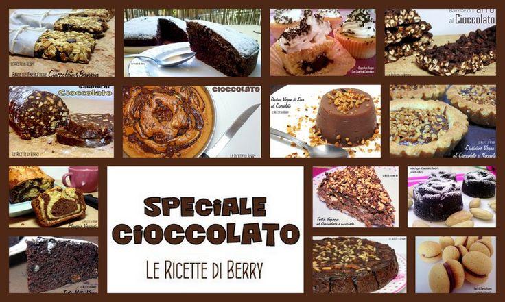 Speciale Ricette al Cioccolato