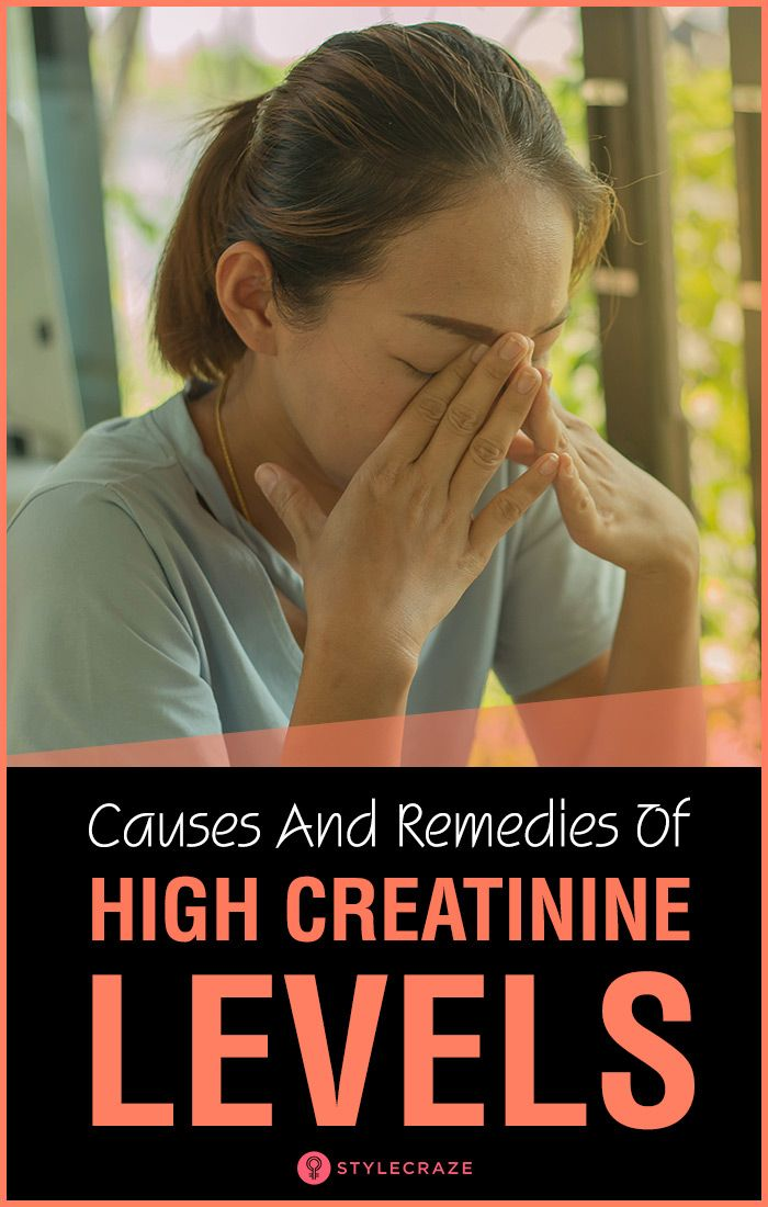 How To Lower Creatinine Levels- Causes, Symptoms + 20