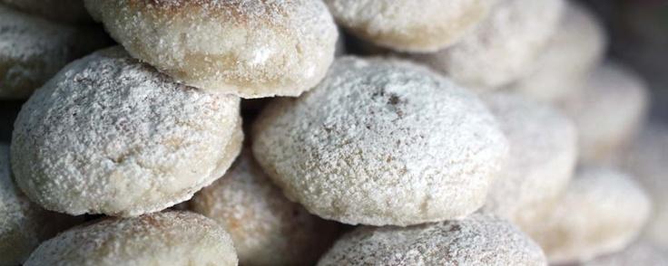 Sospiri tipici dolci della pasticceria conventuale ericina