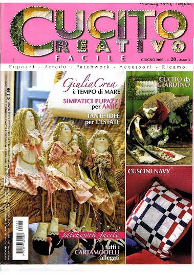 Cucito Creativo 020
