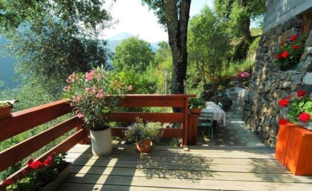 Petite maison entre mer et montagne, 06450 Utelle (Alpes Maritime)