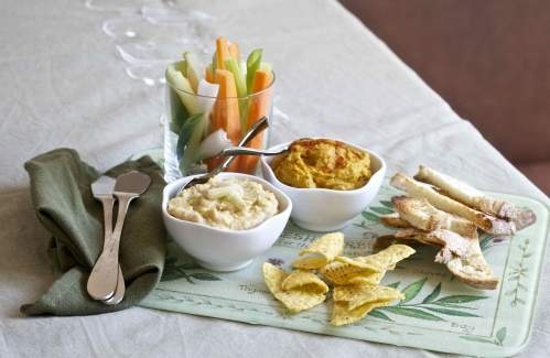 Garlic hummus, Hummus and Would you on Pinterest