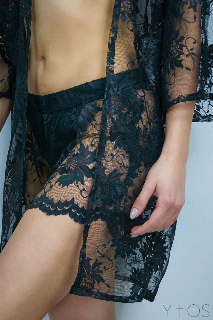 Ries : Dope Lace Shorts