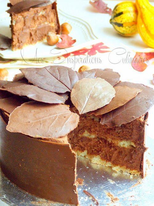 la Feuille d'automne recette Meilleur pâtissier 2015
