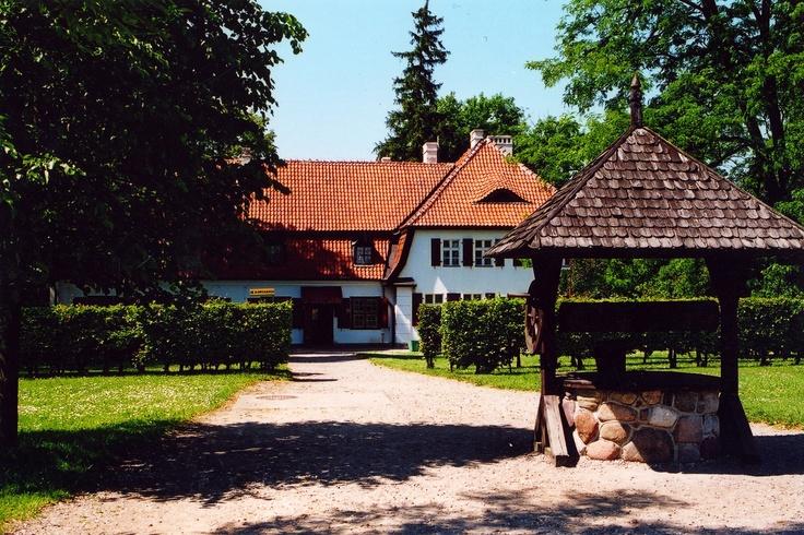Muzeum Hymnu Narodowego w Będominie / Museum of Polish National Anthem in Będomin #museum #sightseeing