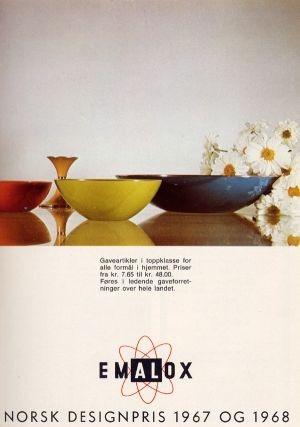 Emalox brochure, late 60s