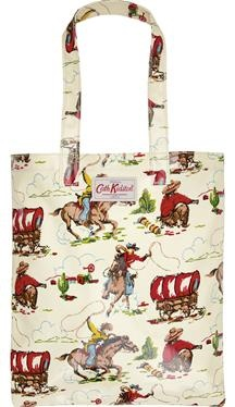 Cath Kidston - Cowboy Book Bag. I use this for everything and after so many years it still looks new!