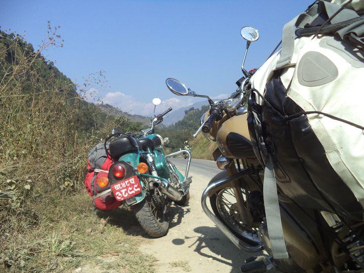 Himalaya Biker Run - Nepal edition - nov. 2014