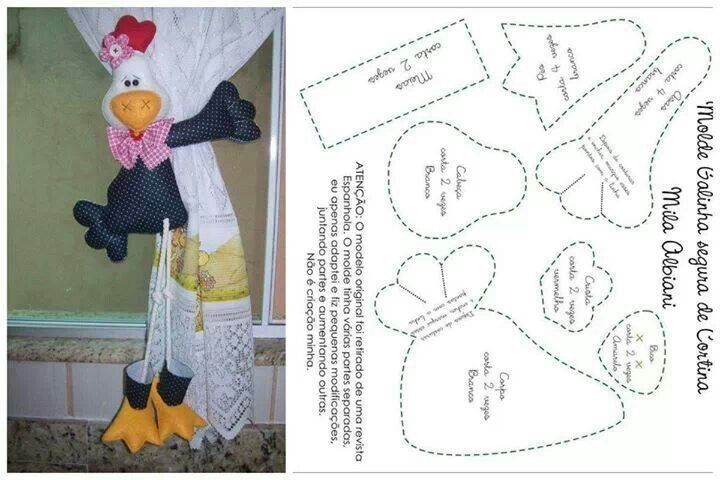 Cute- Maybe I could make something like this for a pet toy also
