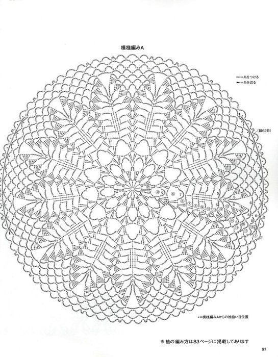 902 best images about Crochet doily patterns on Pinterest ...