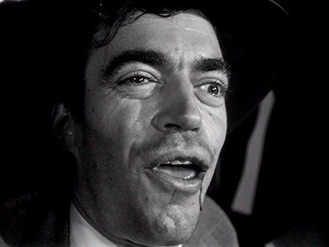 Jack Elam in Kansas City Confidential (1952)