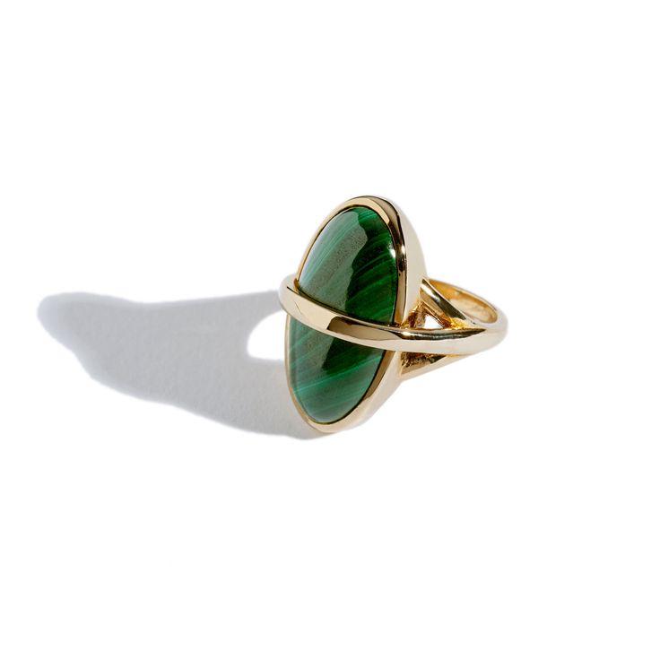 Large Stratum Ring