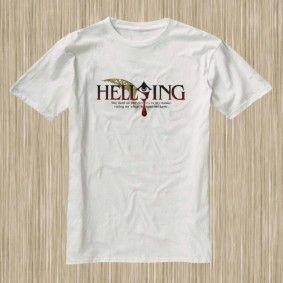 Hellsing 03W #Hellsing #Anime #Tshirt