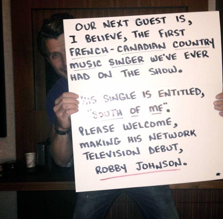 https://www.facebook.com/RobbyJohnsonMusic/photos/pcb.764035926992641/764035796992654/?type=1 Robby Johnson