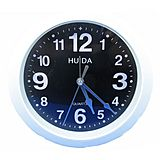 SCE Wall Clock Hidden Camera with 4GB Micro SD Card (Round) - This wall clock hidden camera has a resolution of 720 x 480 and also features a built-in 4GB micro SD card. Covertly monitor your home with this appealing wall clock. http://www.securitycamexpert.com/shop/security-cameras/hidden-spy-security-cameras/sce-wall-clock-spy-camera-round.html #nannycams #securitycameras