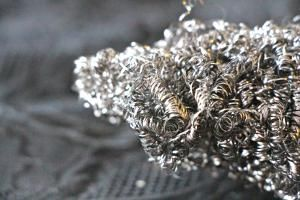 Make Steel Wool Rust with this Easy Exothermic Reaction: Steel Wool
