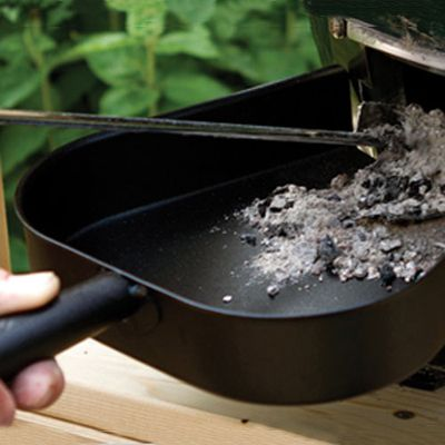 Big Green Egg Accessories, Big Green Egg Ash Removal Pan - EAP - American Sale