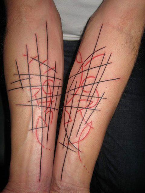 Black Tattoo Walkingstick Yann Black Google Search Abstract Tattoo ...