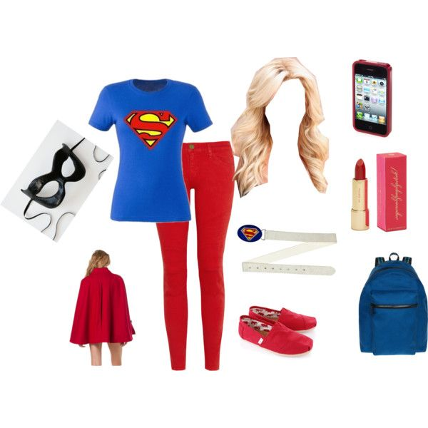 Supergirl Character Day Ideas