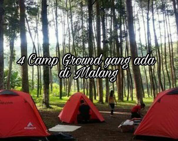 4 Camp Ground yang ada di Malang