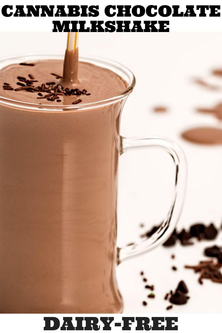 Weed-Infused Milkshake Recipe