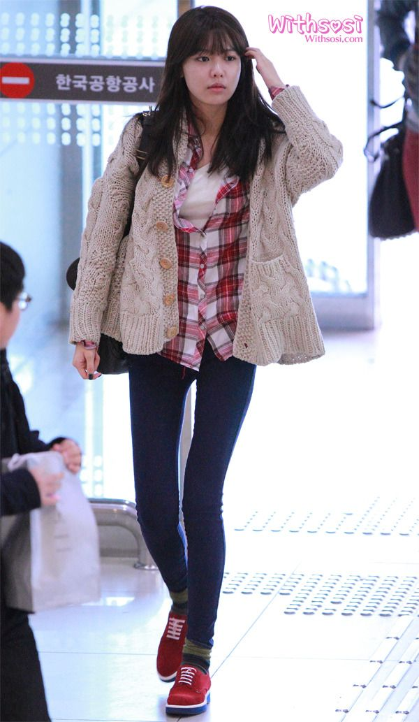 17 Best Images About Girls Generation Airport Fashion 3 On Pinterest Yoona Winter Fashion And
