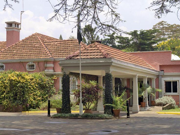 #Nairobi, #Kenya: Copyright © 2011 Muthaiga Country Club