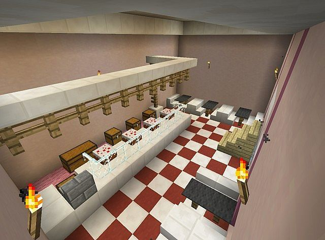 Sweet Stuff Bakery Minecraft Project