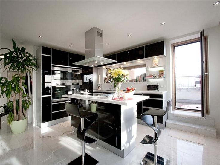 Modern Apartment Kitchen Decor 24 best apartment ideas images on pinterest | apartment ideas