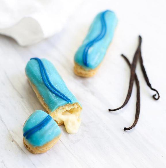 Vanille-Eclairs