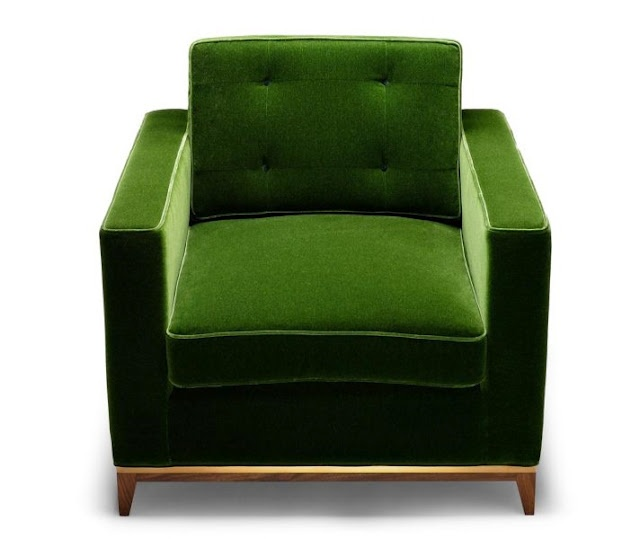The Minx Chair by Somerville Scott & Company
