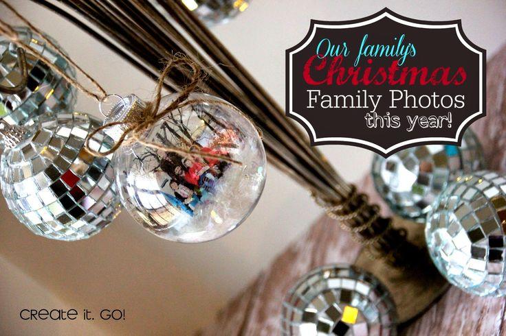 Photo Transparency Christmas Ornament Silhouette Tutorial ~ Silhouette School