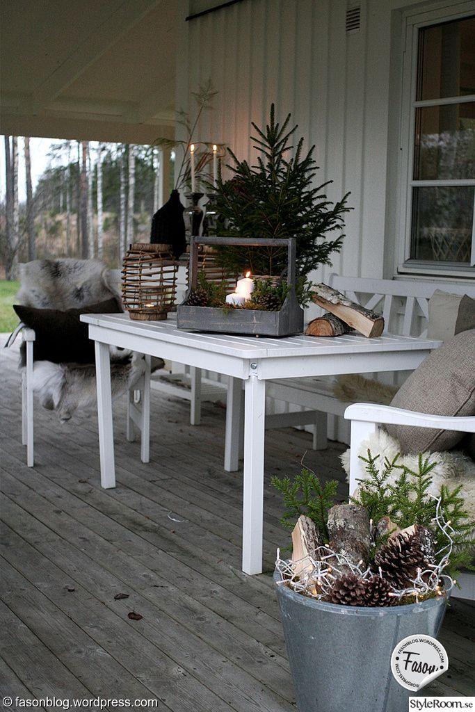 porch,veranda,renfäll,uteplats,advent,jul,new england,ski lodge