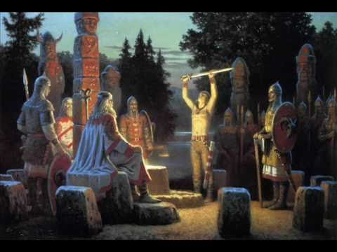 Slavic Aryan Dream / Slavic-Hyperborean mythology / Golden Age of Aryan race - YouTube