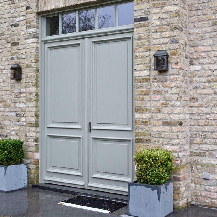 Windowseco: Porta de madeira em Namur, Província de Namur, Bélgica   – Deco
