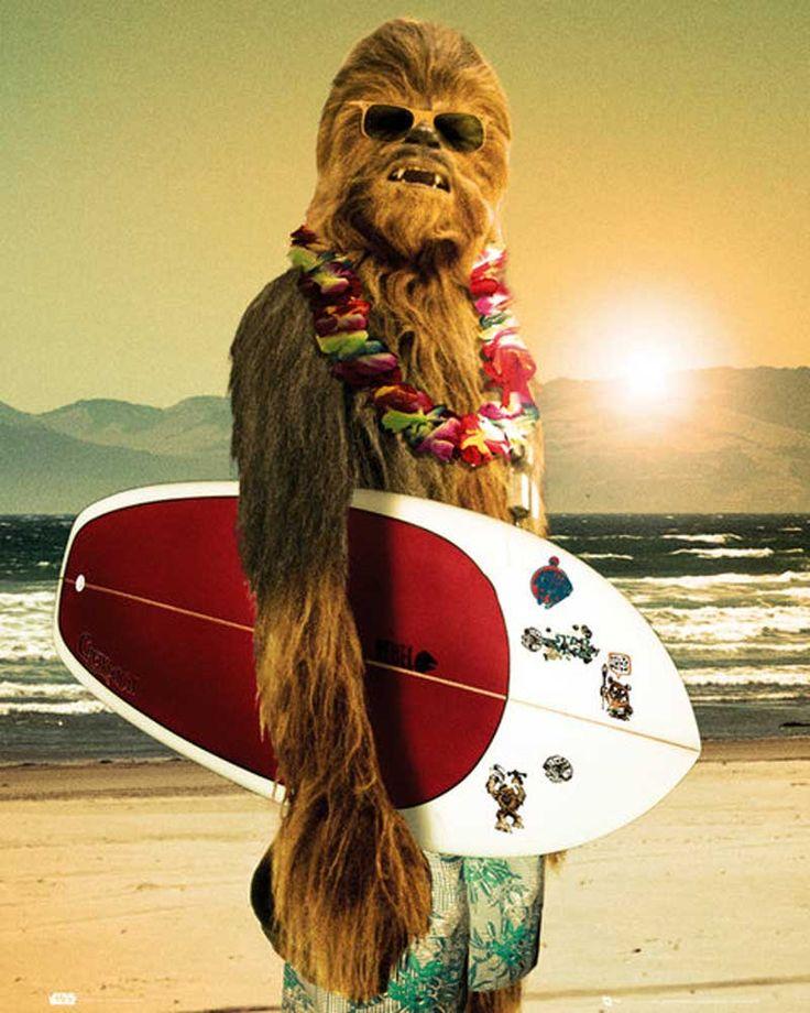 Stars wie Chewbacca tragen eine coole Sonnenbrille (auch zum Schutz der Augen) Star Wars…