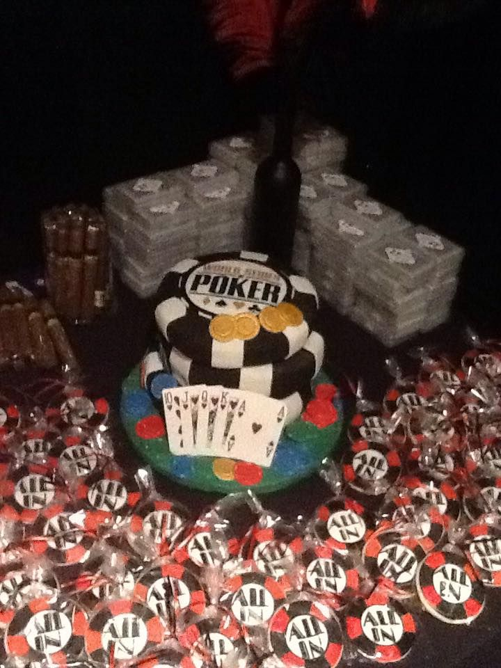 Great Grooms Cake!
