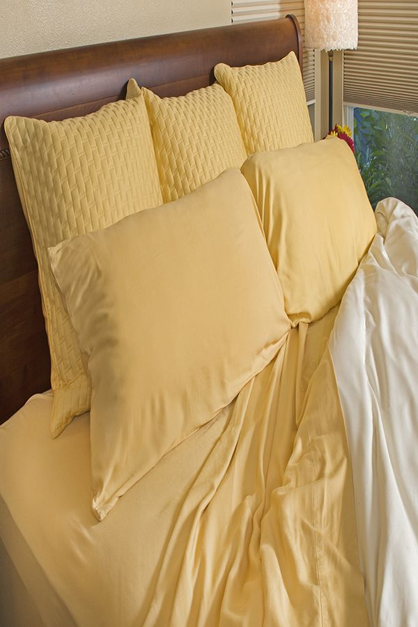 Pure Bamboo Sheets Not Blended With Other Fabrics Providing Full
