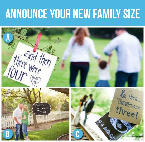 91 best Pregnancy Announcements images – When to Send Baby Announcements