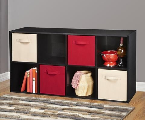 best 25 cube organizer ideas on pinterest toy organization apartment closet organization and. Black Bedroom Furniture Sets. Home Design Ideas