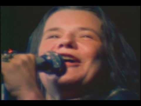 Janis Joplin at Woodstock - 16/08/1969  (my dad was front and center for this performance.)