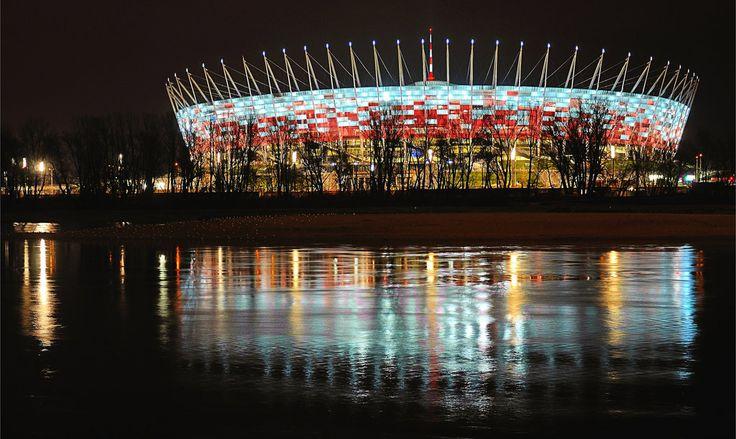 National Stadium – Warsaw