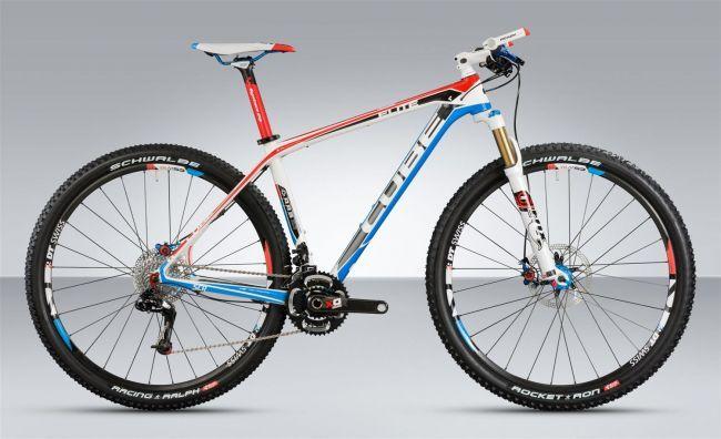 #mtb #bike #race #XC Cube- real racing bike!