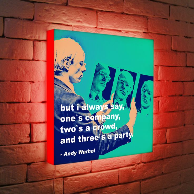 Andy Warhol Pop Art Quotes: 7 Best Pop Art & Quotes Images On Pinterest
