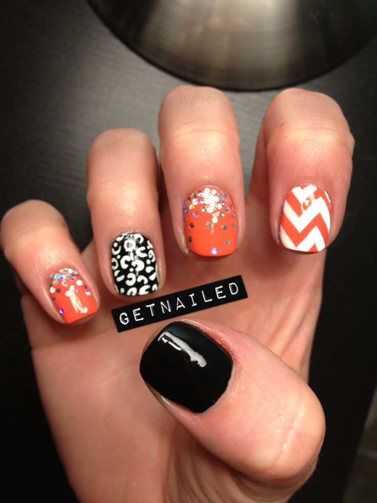 27 best OSU images on Pinterest | Nail art, Nail scissors and Beauty ...