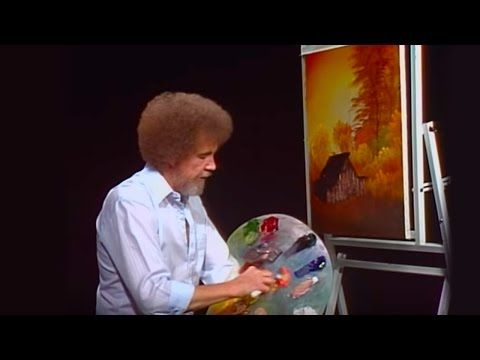 Bob Ross - The Old Weathered Barn (Season 28 Episode 7) - YouTube